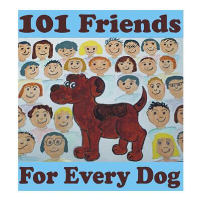 101 friends franchise