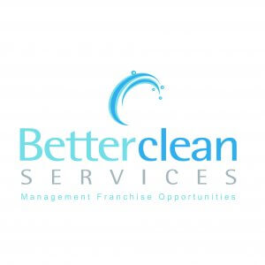 Betterclean services franchise logo