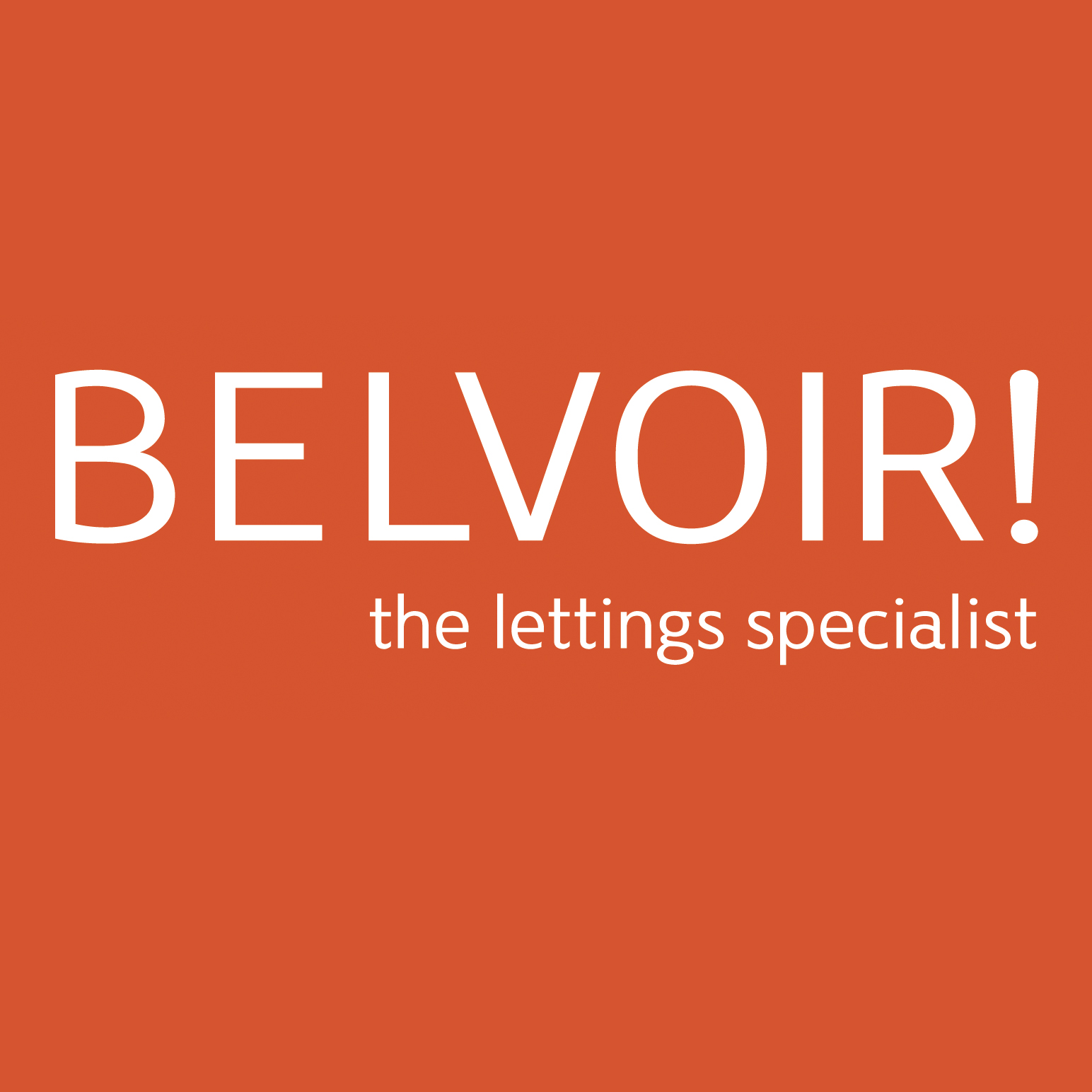 Belvoir!Lettings franchise