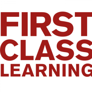 First Class Learning Franchise Logo