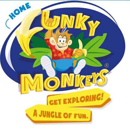 funky monkeys franchise