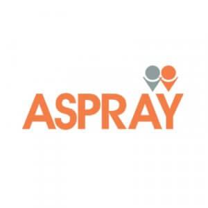 Aspray Franchise Logo