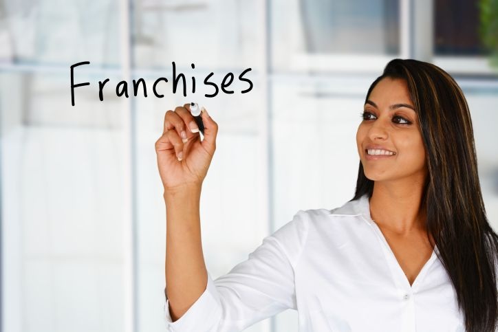 best new franchises uk