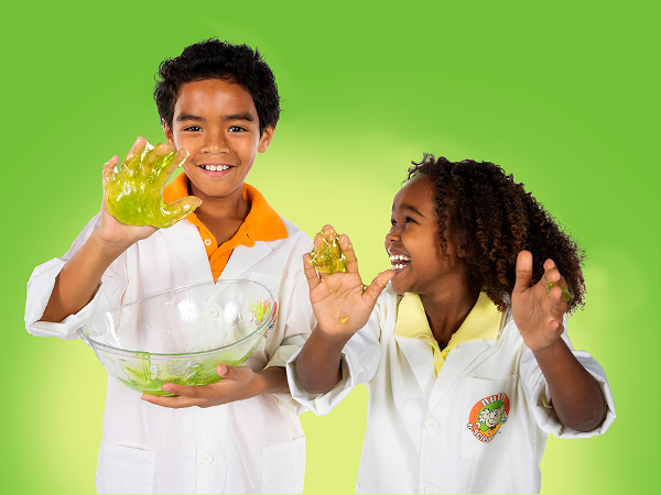 Nutty Scientists Slime