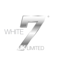 WhiteSevenLogoFranUK franchise