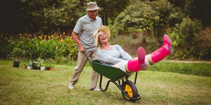 gardening franchise