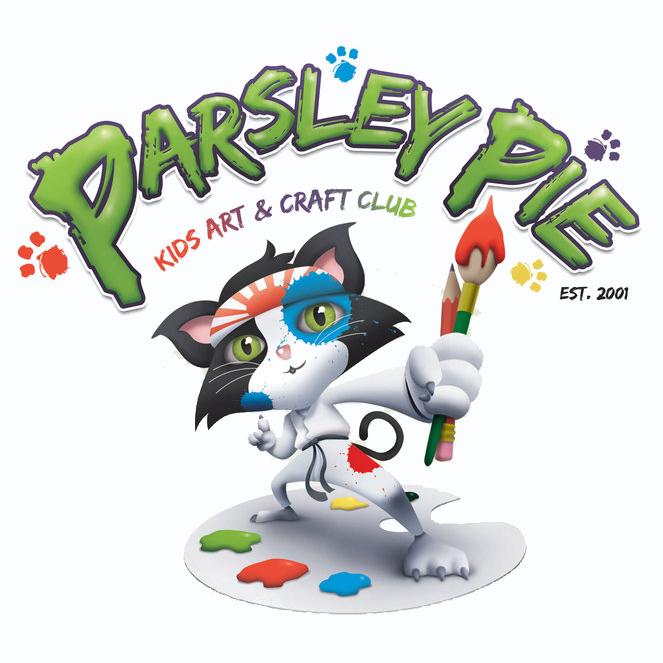 Parsley Pie Art Club Franchise