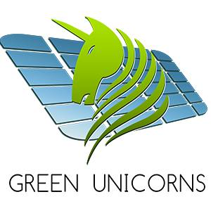 green unicorns