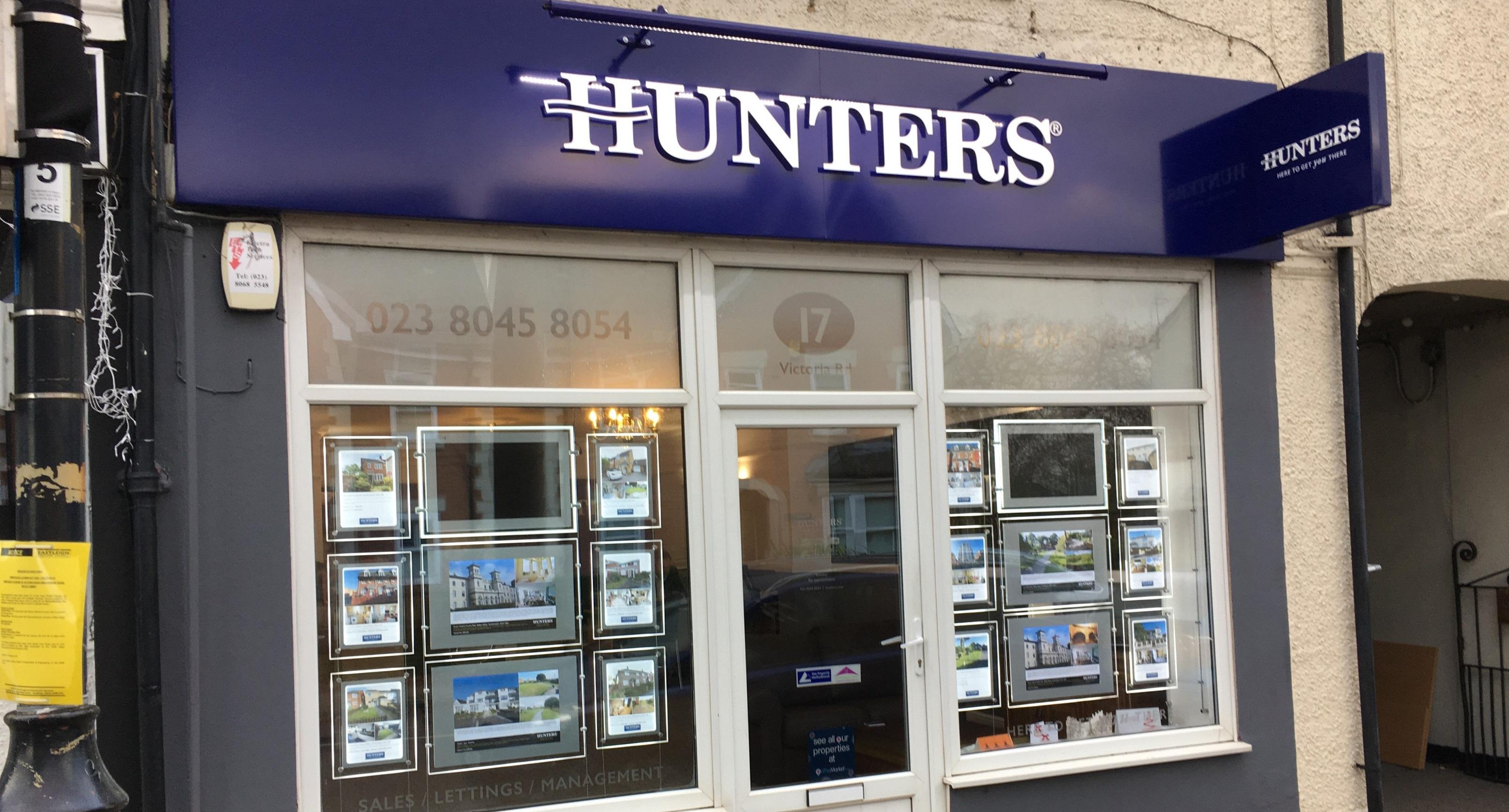Hunters Netley