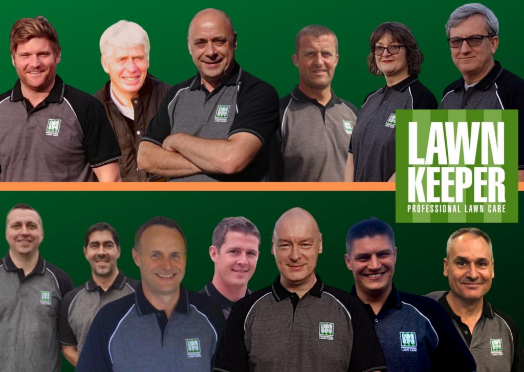 Lawnkeeper Team