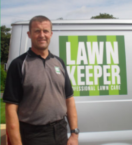 Lawnkeeper Peterborough Franchisee