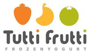 Tutti-Frutti-Frozen yogurt