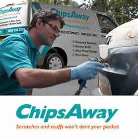 ChipsAway Franchise Logo