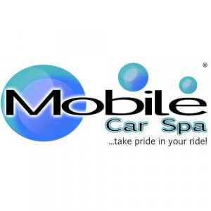 Mobile Car Spa Franchise Logo