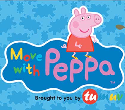 Move With Peppa Franchise