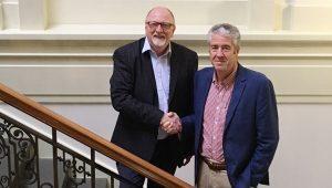 Karl Sandall & John Taxassist