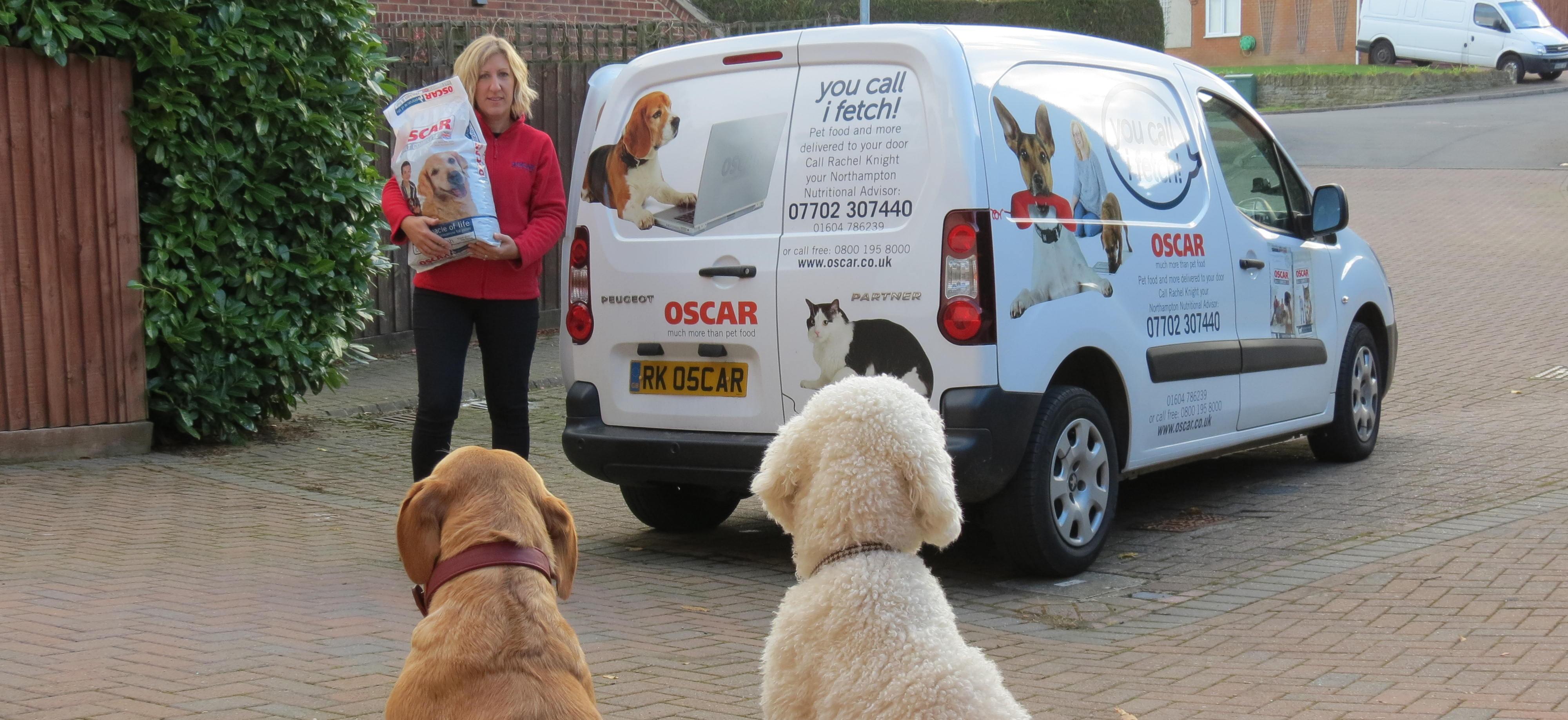 Work Life OSCAR Pet Foods