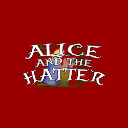 Alice and the Hatter franchise logo