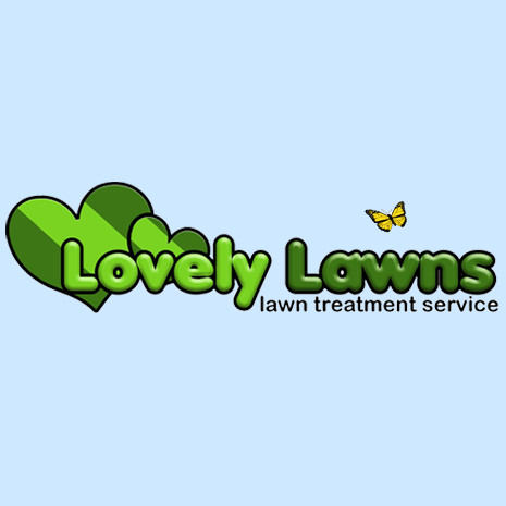 Lovely Lawns franchise logo