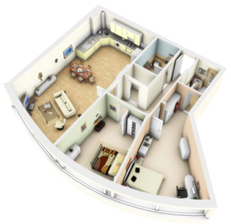 Floor Plan - Box Property Franchise