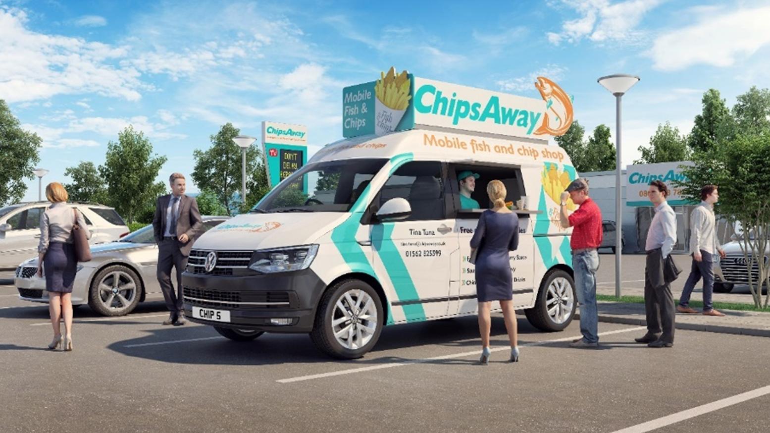 ChipsAway Van Based Franchise