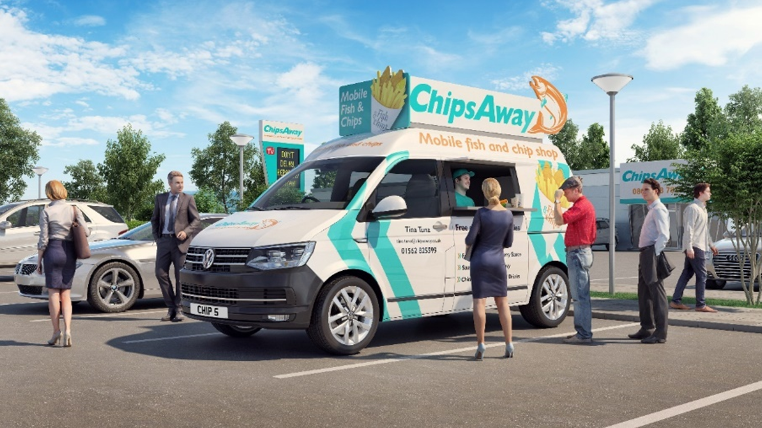 ChipsAway launch exciting new sister company – ChipsAway!