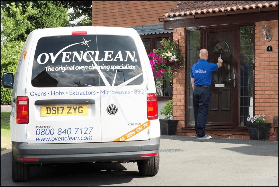 Oven Clean Van