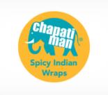 Chapati Man Franchise Logo