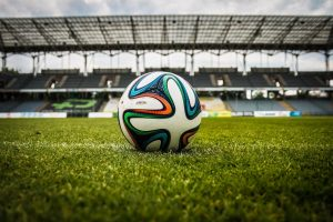 the ball stadion football