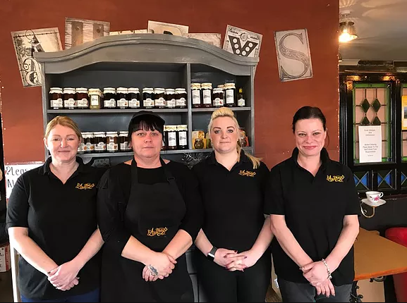 Audreys Coffee House Franchise Team
