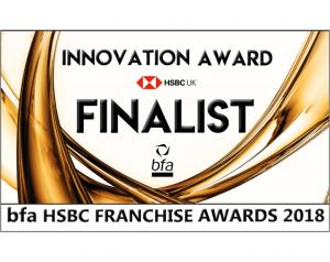 BFA HSBC Franchise Awards 2018