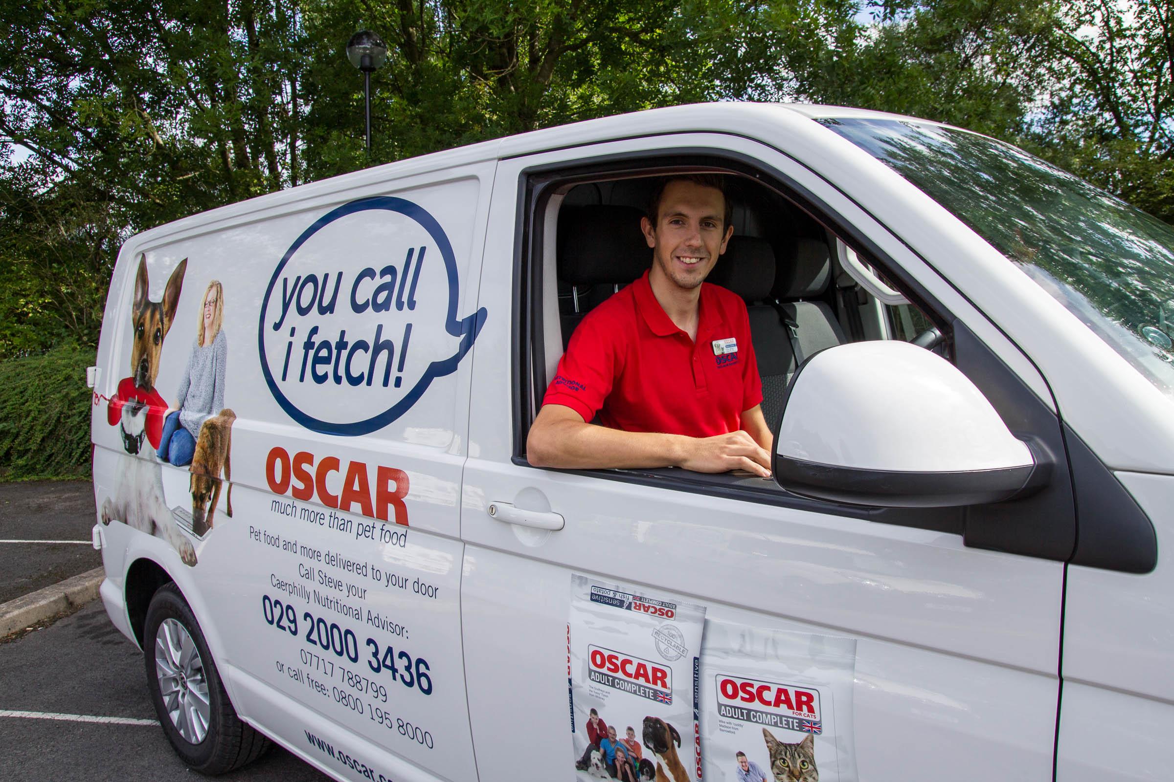 OSCAR Pet Foods Franchisee