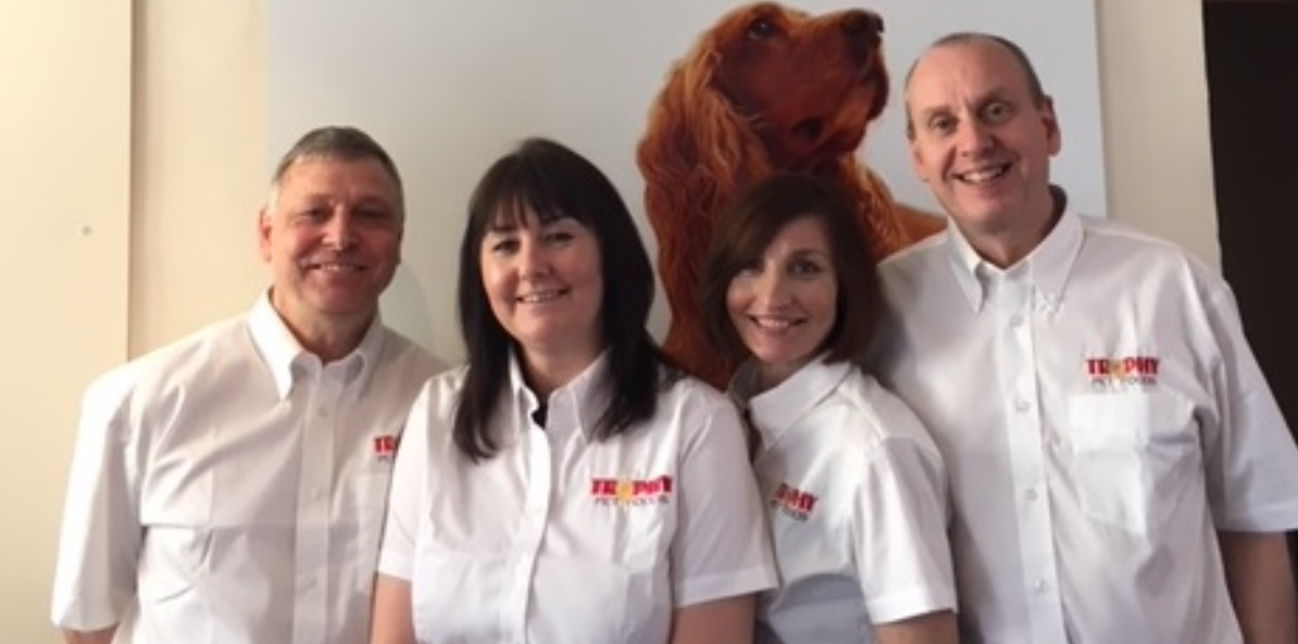 Trophy Pet Foods Franchisees