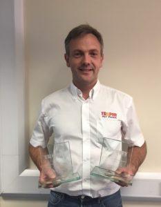 trophy pet foods franchise award