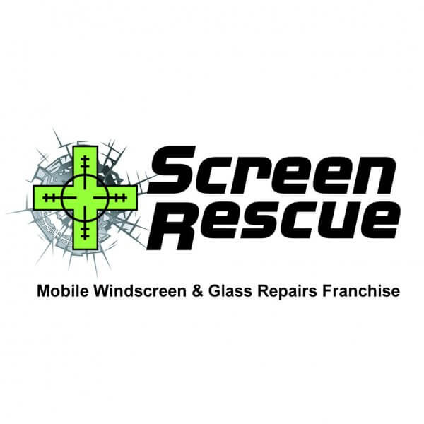Screen Rescue Mobile Windscreen and Glass Repairs Franchise Logo