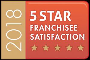 5 Star Franchise Award