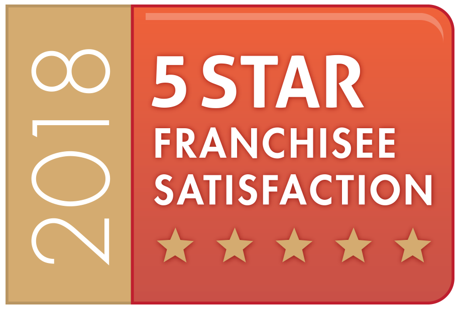 5 Star Franchise Award
