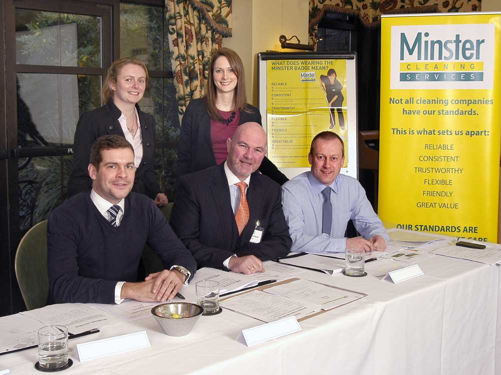 Minster Cleaning Services directors