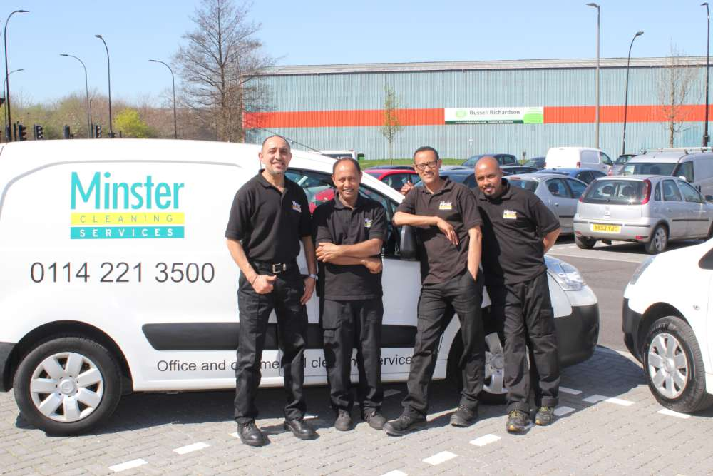Minster Cleaning Services franchisees