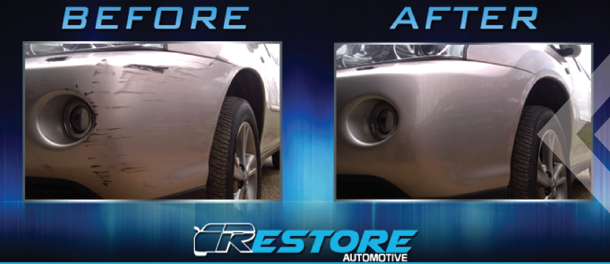 Restore Automotive Before After