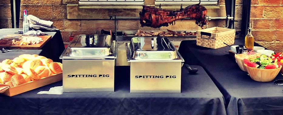 Spitting Pig Buffet