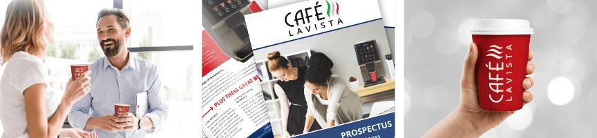 Banner Cafelavista