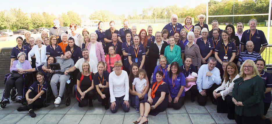 Apollo Care Franchise Group Photo