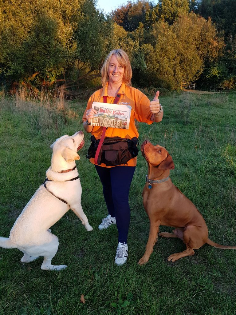 Monique Nixon Pet Pals Southampton Franchisee