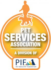 Pet services association logo