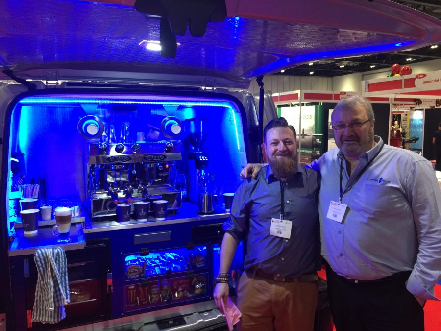 Coffee Blue Franchisee