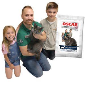 OSCAR Pet Foods Grain-Free Cat Food
