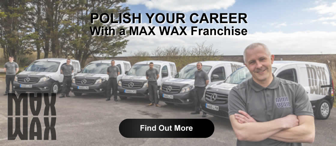 Max Wax Automotive Franchise