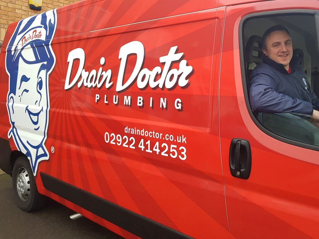 Drain Doctor Franchisee Cardiff