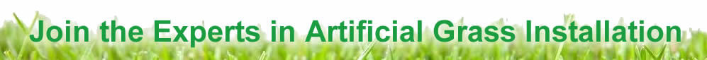 Join the experts in artificial grass installation